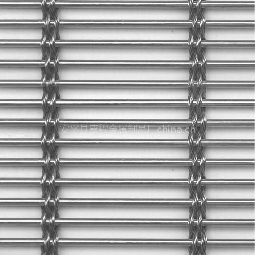 stainless steel wire screen|decorative wire mesh|exterior decorative wire mesh-stainless steel decorative wire mesh exquisite workmanship-Topnetting