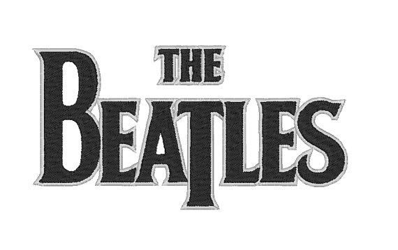 The Beatles Embroidery Machine Design By Ocdembroidery On Etsy