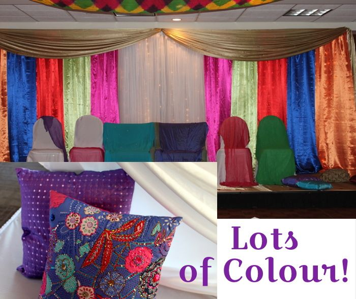 How To Throw A DIY Bollywood Party