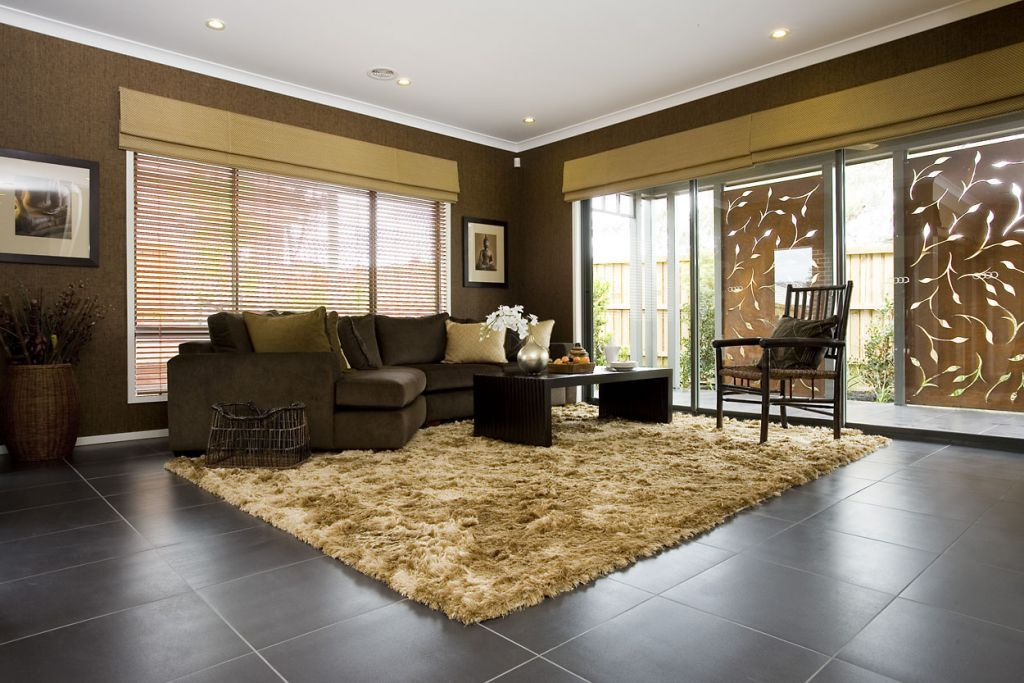 National Tiles Living Room Tiles STRATOS NERO NATURAL