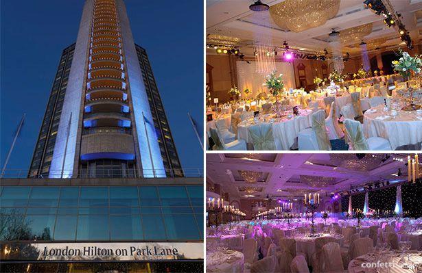 London Hilton On Park Lane Asian Wedding Venue Confetti Co Uk