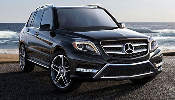 2016 Mercedes Glk Exterior Design