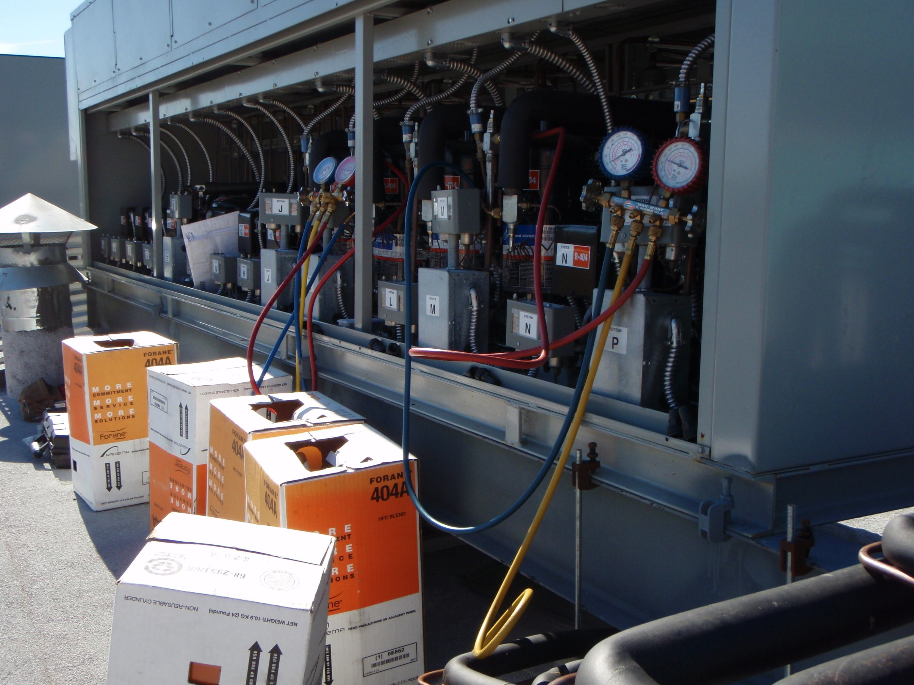Whether you need to replace your existing HVAC equipment
