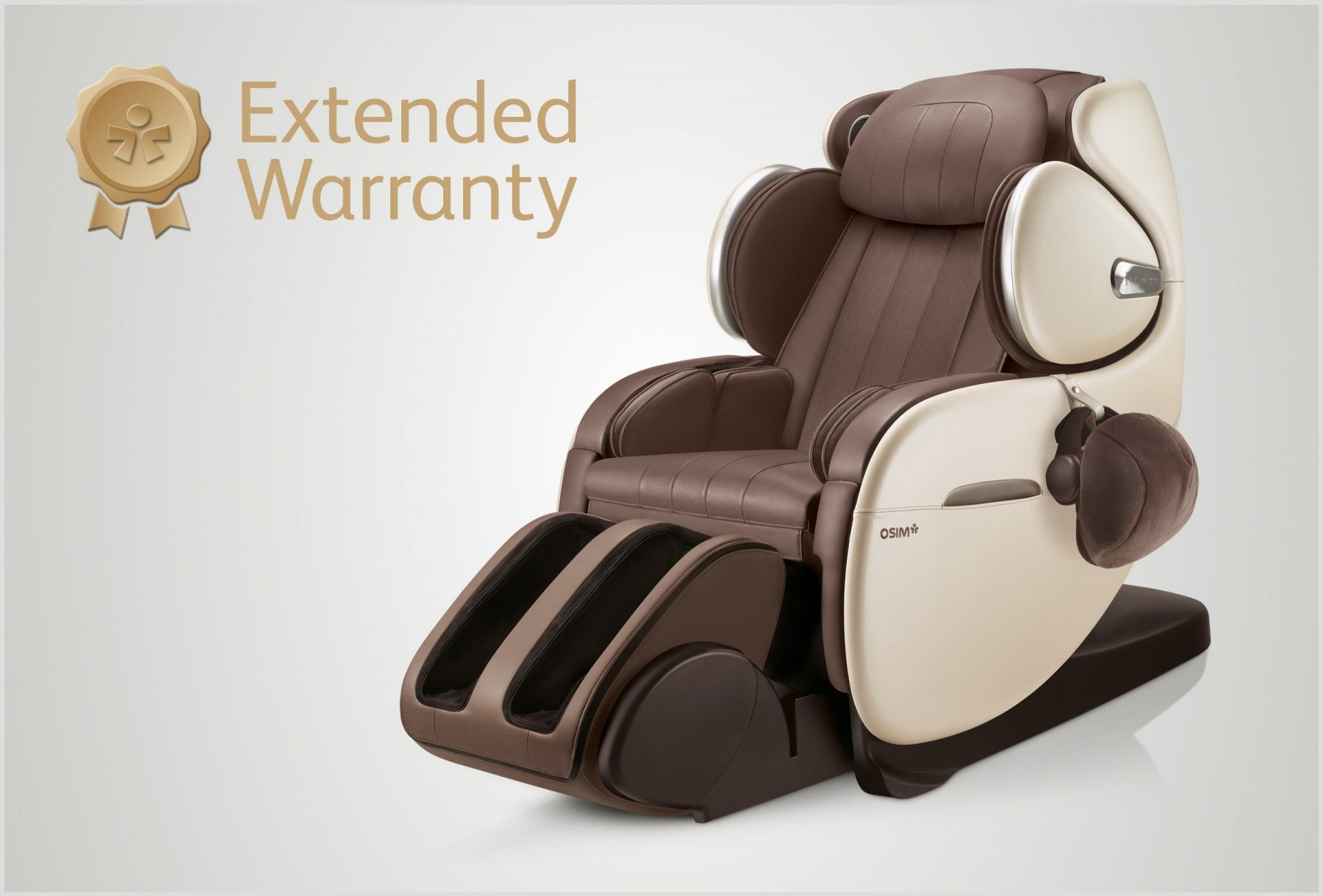 OSIM SG 2 Years Extended Warranty for uInfinity Luxe