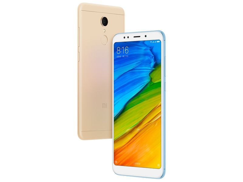 Xiaomi S Redmi 5 Phones Have 18 9 Displays And Start At 120