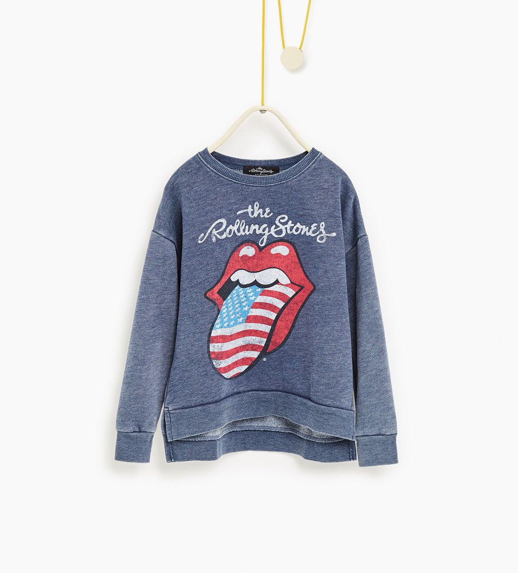 "Sudadera ""Rolling Stones"""
