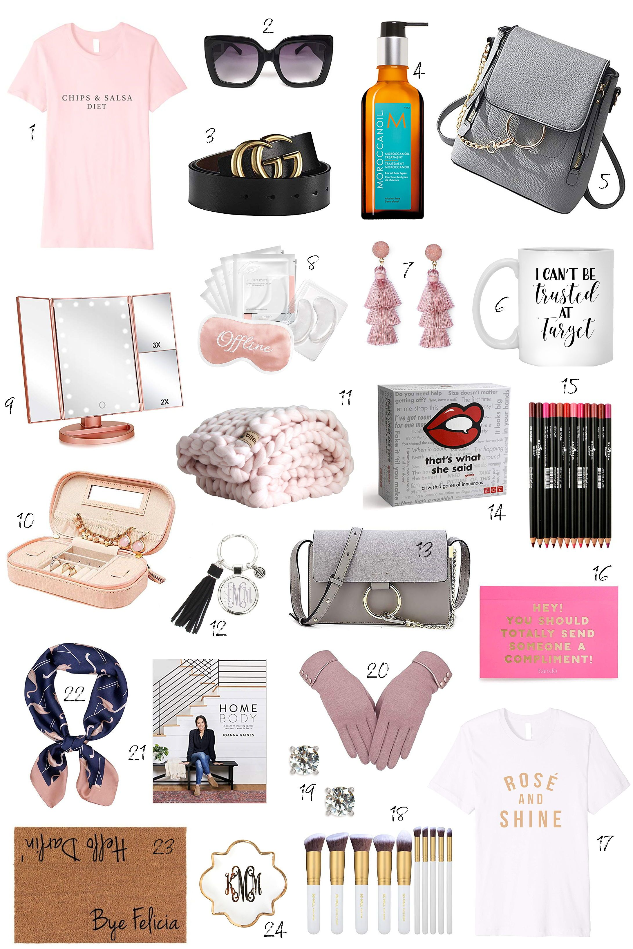 Cute Gifts For Her Under 25 Christmas Gifts For