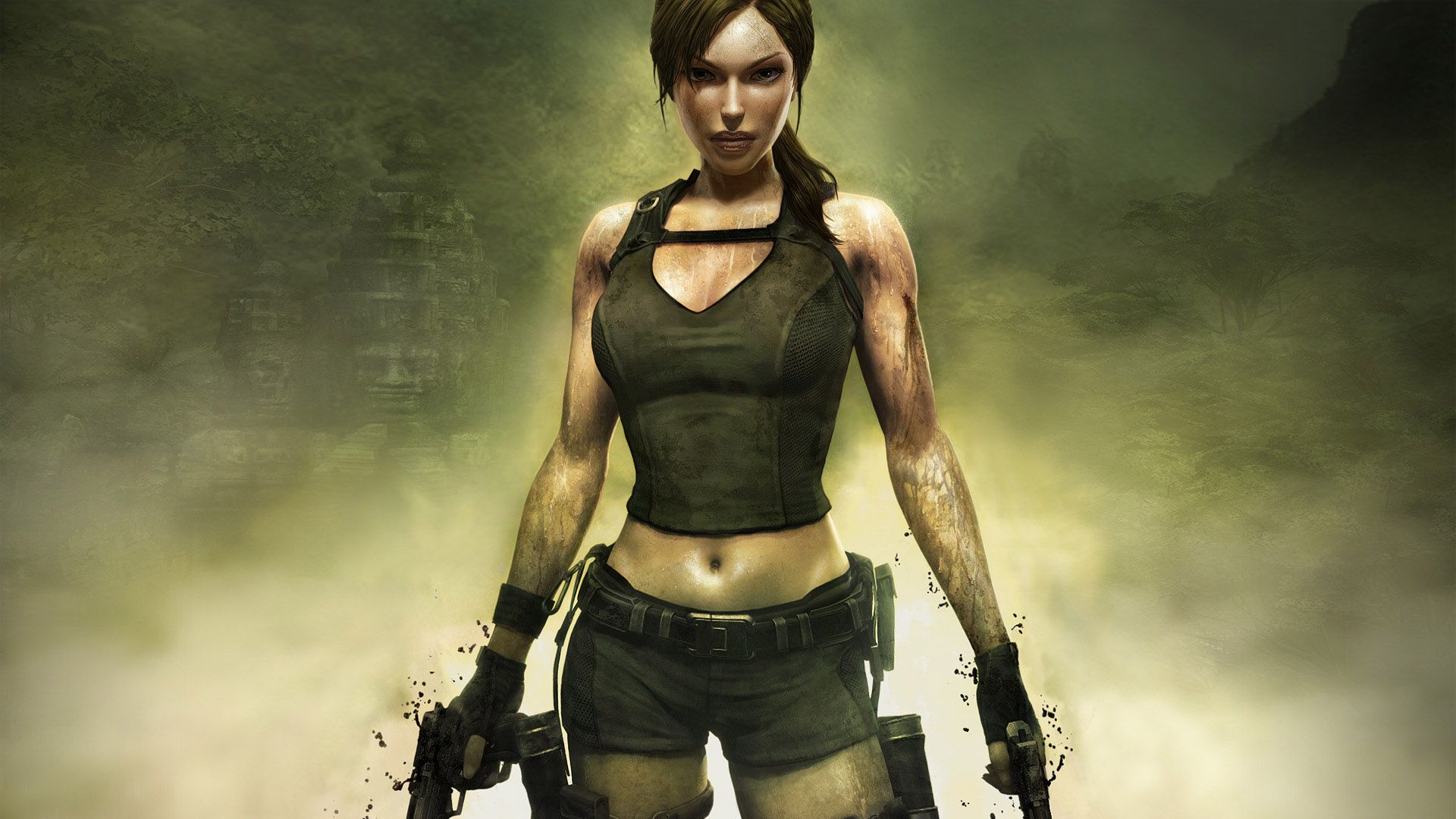 Tomb Raider K Wallpaper
