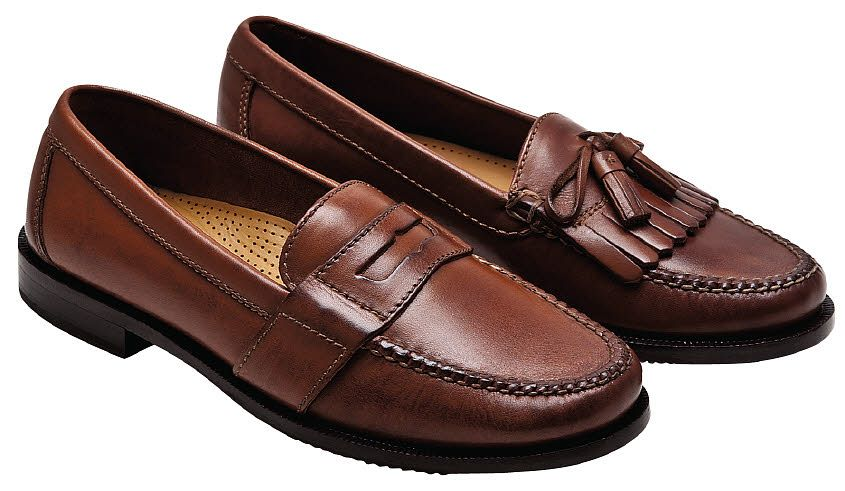 0af7435c377 No laces required with these new Cole Haan loafers (left   Douglas Penny  Loafer