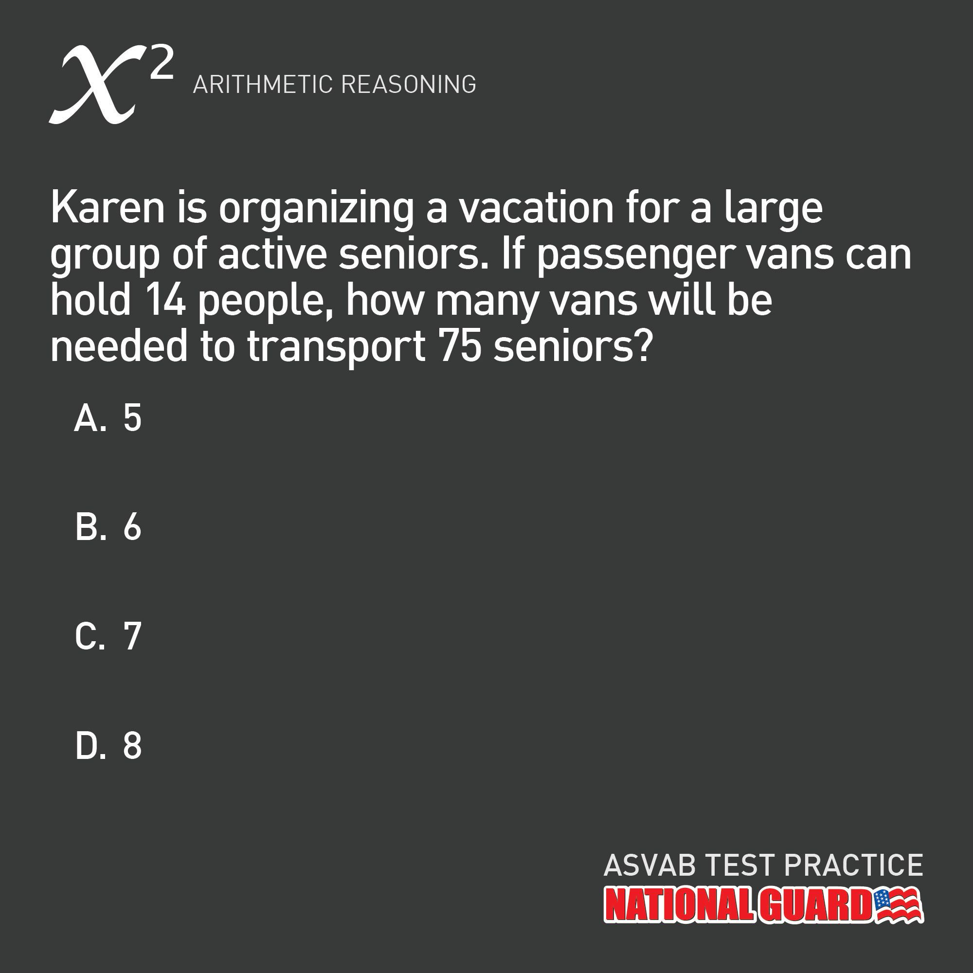 Can You Tell Us The Correct Answer To This Practice Asvab