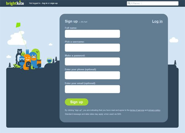 Pin On Signup Forms