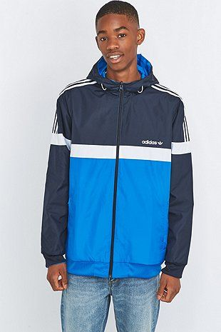769ff5463314 adidas Itasca Legend Ink Reversible Windbreaker Jacket