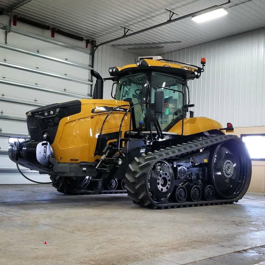 AGCO Challenger MT743 Tractor | AGCO | Tractors, Armored