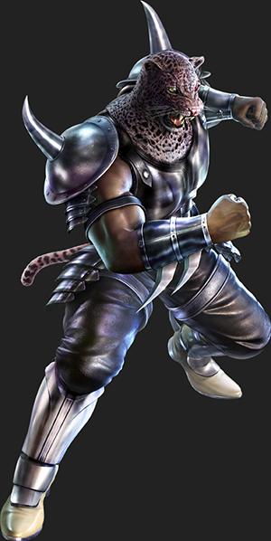 armor king tekken 7 png