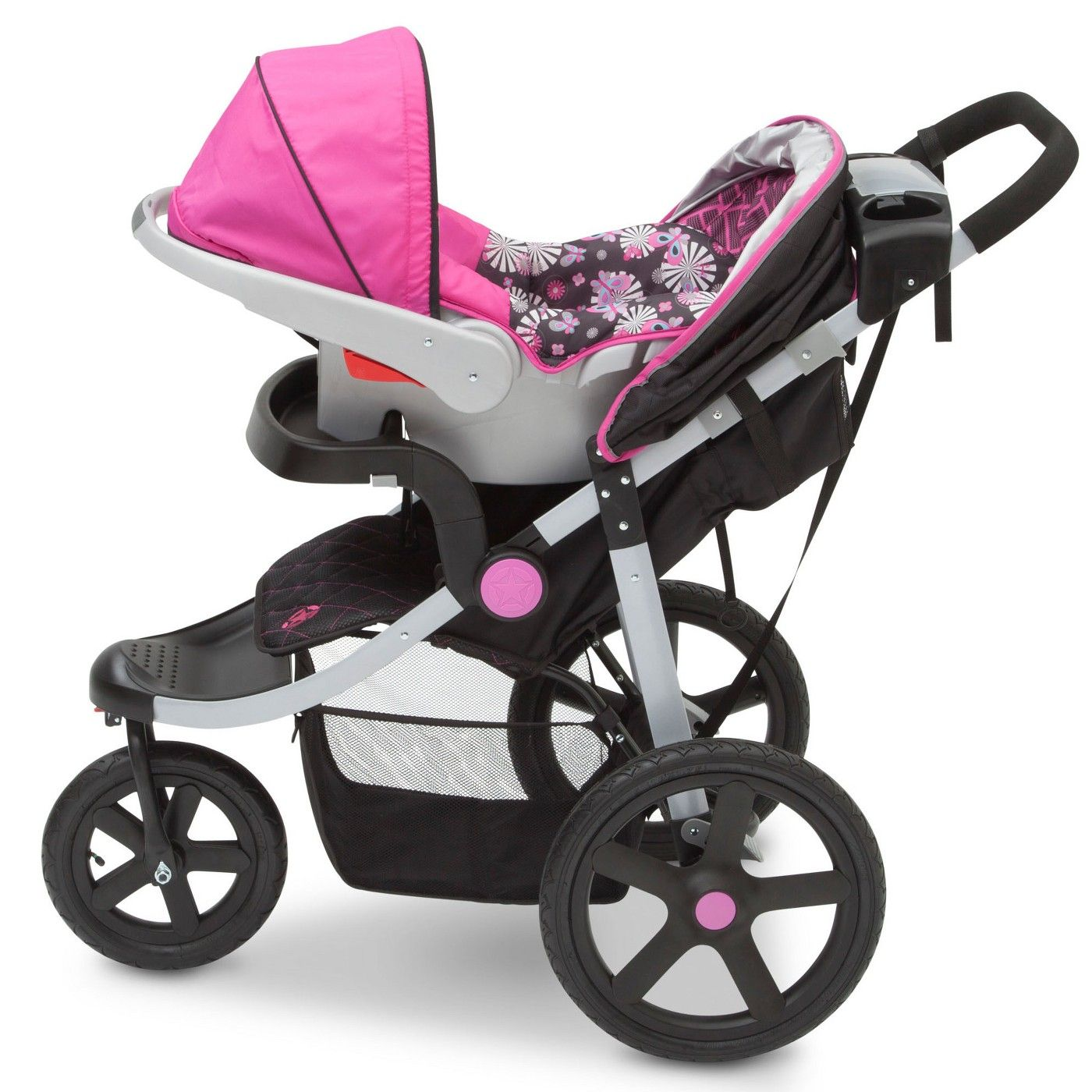 Jeep Adventure AllTerrain Jogger Stroller Affiliate