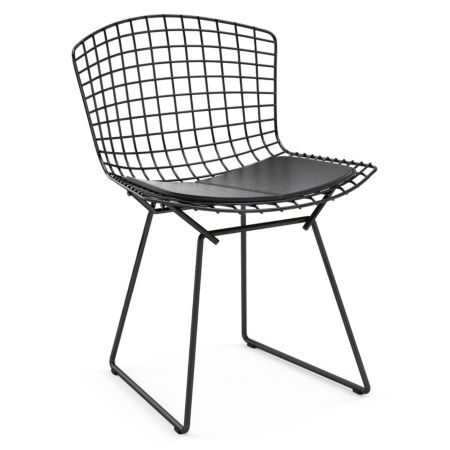 Knoll Bertoia Side Chair With Seat Cushionand Outdoor Yliving Com In 2020 Bertoia Side Chair Bertoia Chair Knoll Chairs