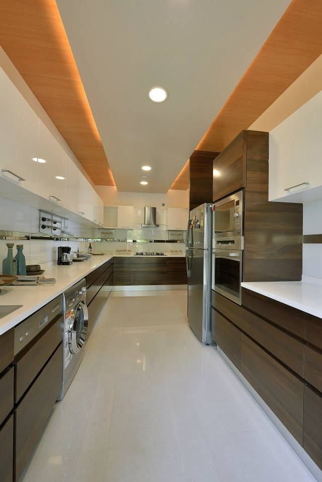 corridor galley parallel kitchen design gharpedia in 2020 kitchen room design on kitchen interior parallel id=44062