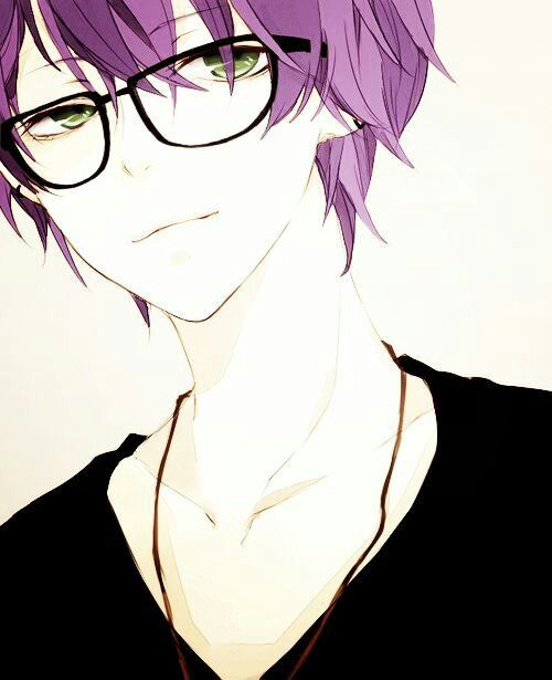 Another Cute Anime Guy 0u0 Anime Boy Hair Anime Purple Hair Cute Anime Guys