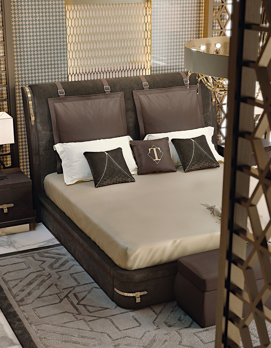 Diamond Bedroom Www.turri.it Italian Design Bed