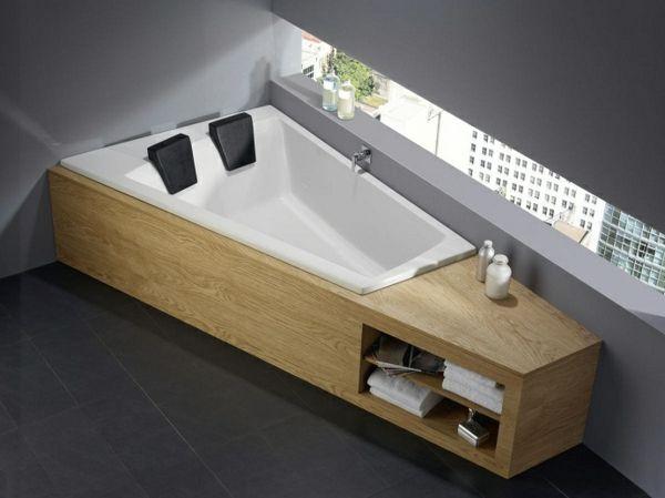 Badewannen bieten Vieles ein Wannenbad, Platz zum Entspannen und - designer badewannen moderne bad