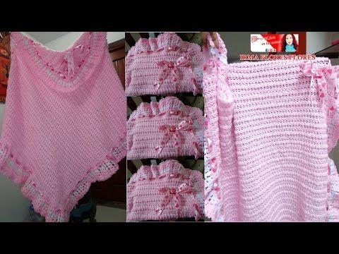 Colcha cobijita y o mantita para bebe tejida a crochet - Colchas ganchillo bebe ...