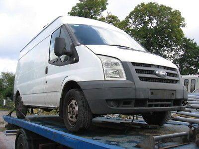 Ford Transit 100 T350l Rwd Van Year 2008 No Engine Box Ideal