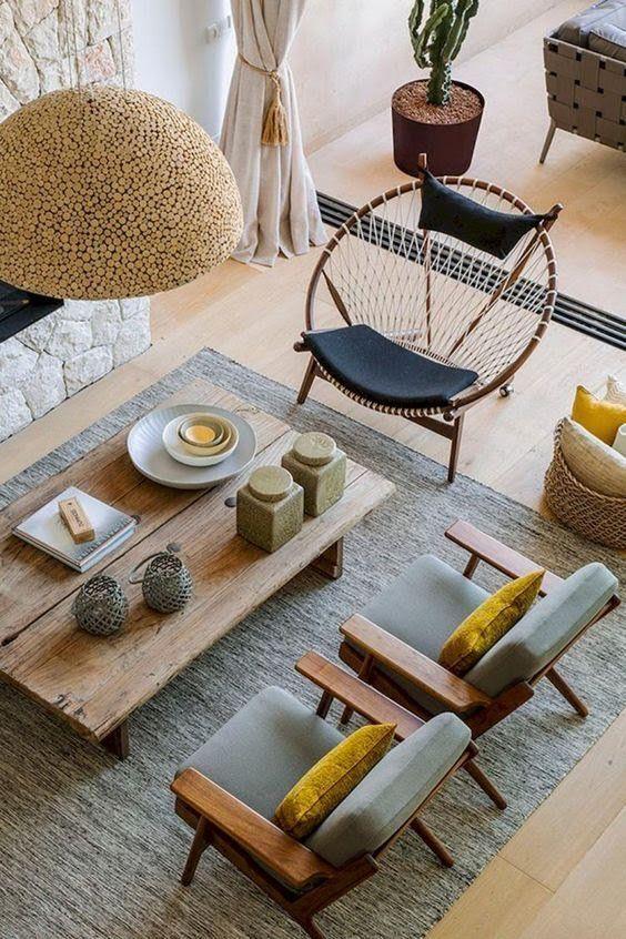 Ideas Para Un Hogar Con Confort Y Elegancia Deco Salon