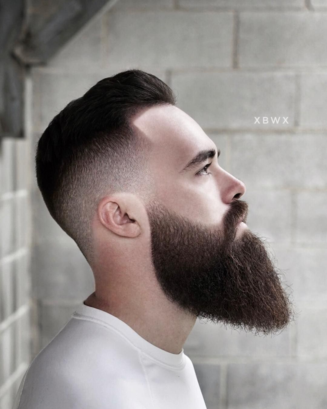 4 Best Beard Styles: How To Wear A Beard In 44  Gaya rambut