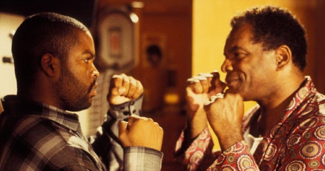 Ice cube denies rumors of cgi john witherspoon for last