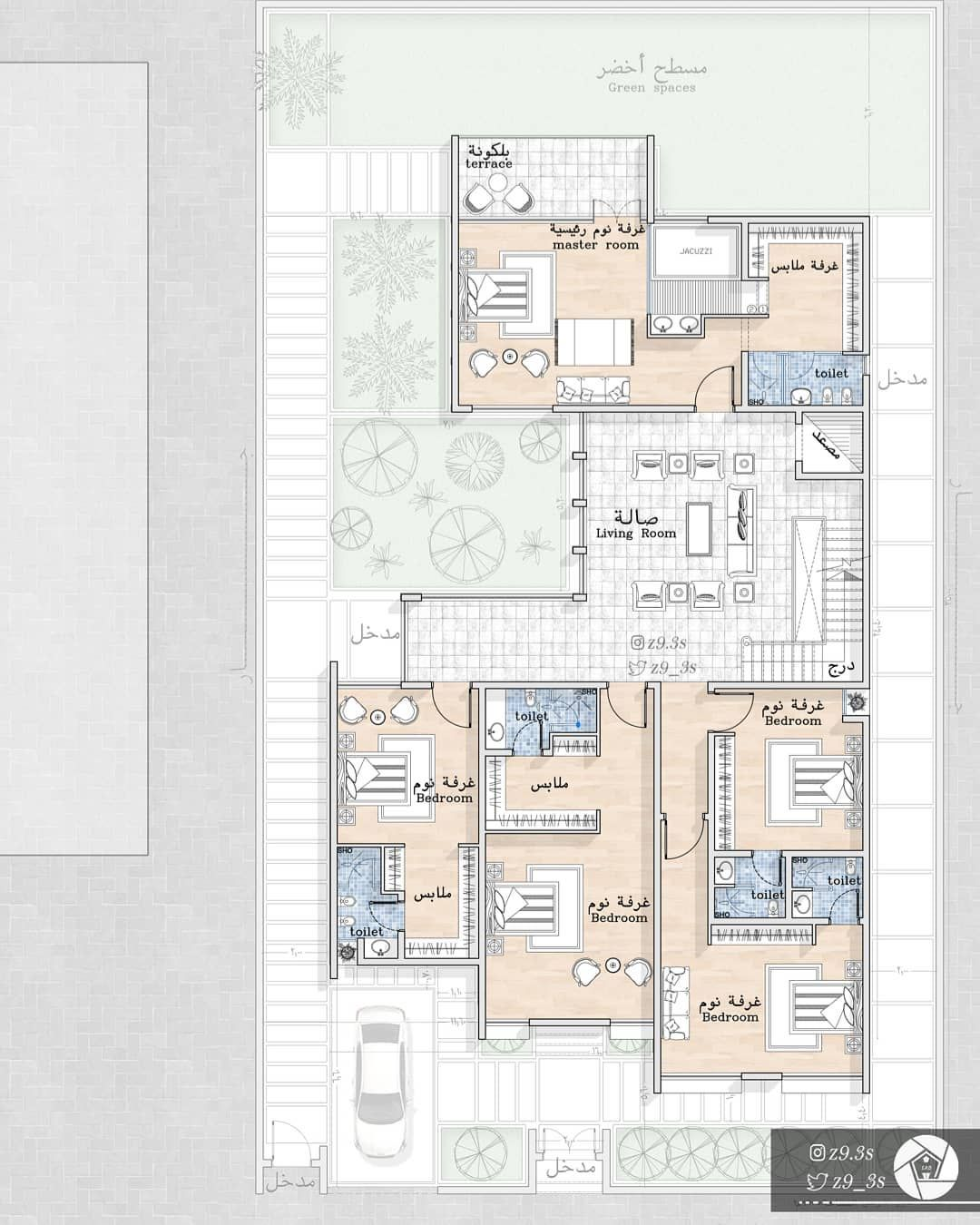 Image May Contain 1 Person Architectural House Plans Basement House Plans Home Design Plans