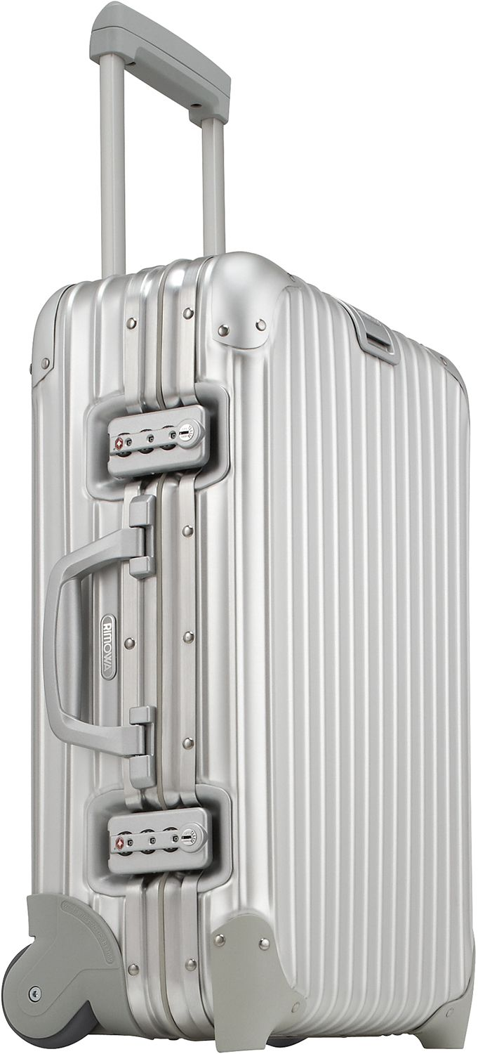 rimowa topas cabin trolley iata 00 silber hardcore. Black Bedroom Furniture Sets. Home Design Ideas