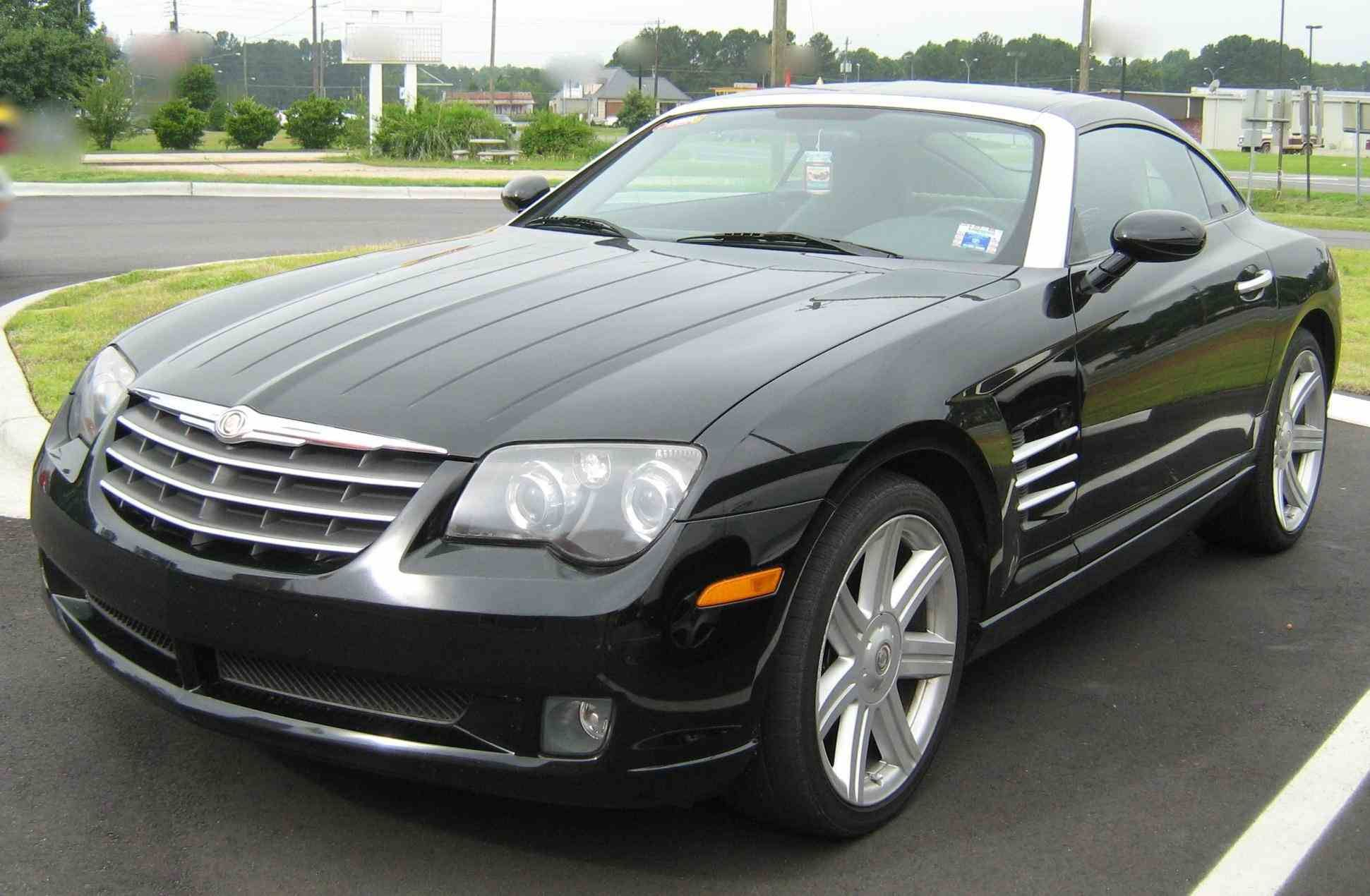 Buying Advice At The Car Compare Chrysler Crossfire 2012 The Audi
