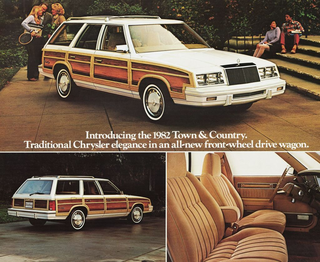 1982 Chrysler Town Country Chrysler Town And Country Chrysler Chrysler Lebaron
