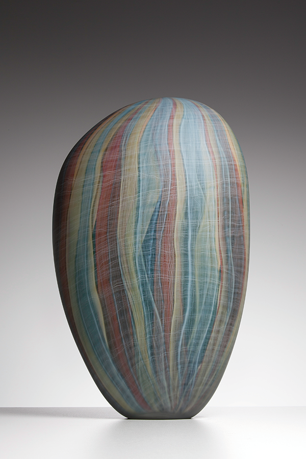 Clare Belfrage A Measure Of Time The Adelaide Review Gorgeous Glass Glass Art Art Practice