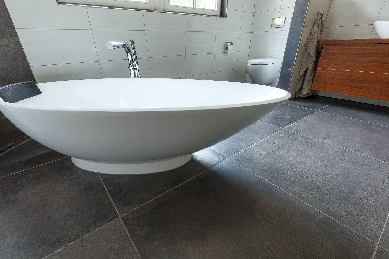 Klare Linien Sorgen Fur Harmonie Holzboden Sanitar Haus Stile