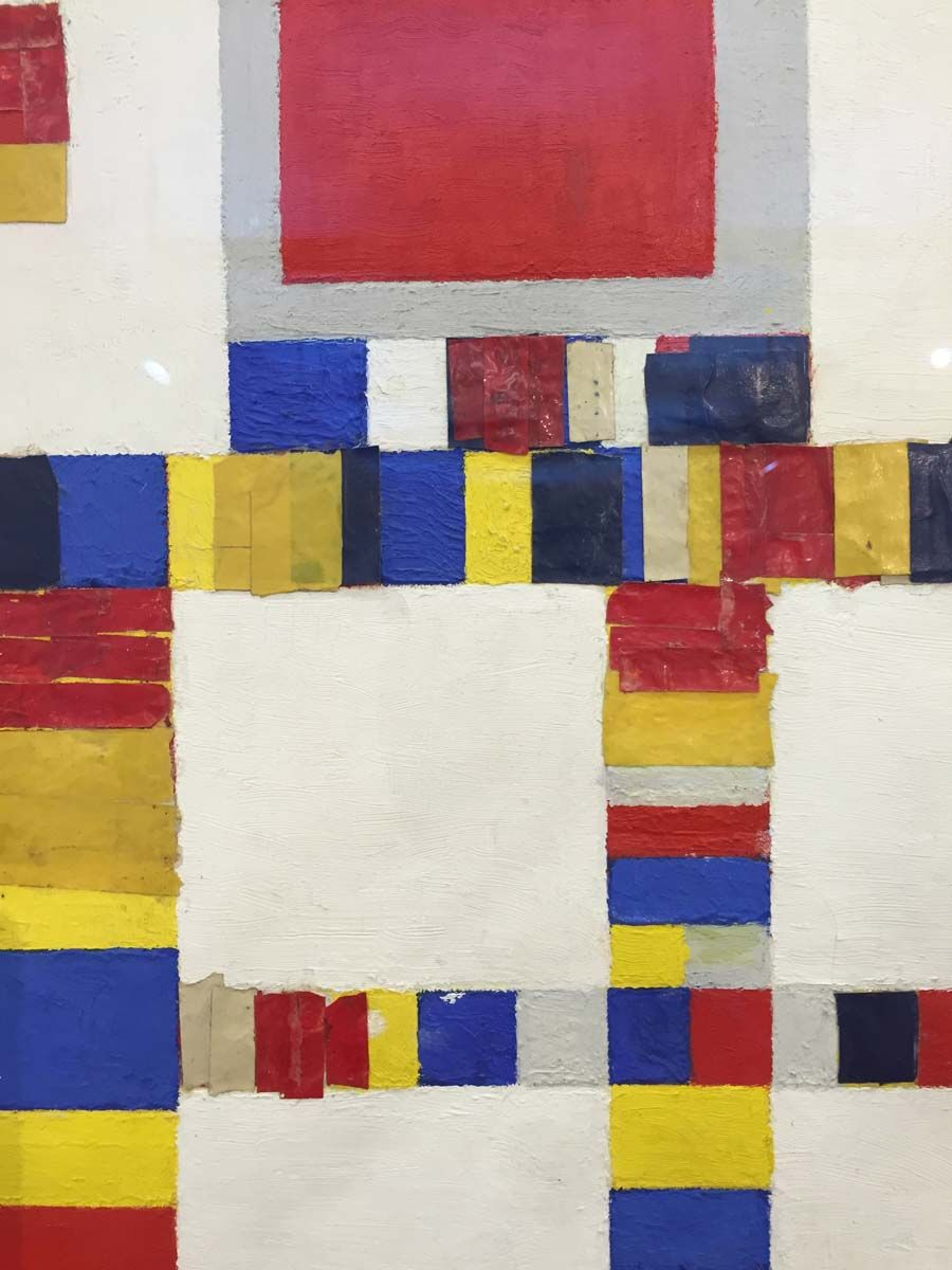 #Mondrian #TheHague #Museum
