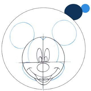 The Emerald Dreamcatcher: How To Draw Mickey Mouse