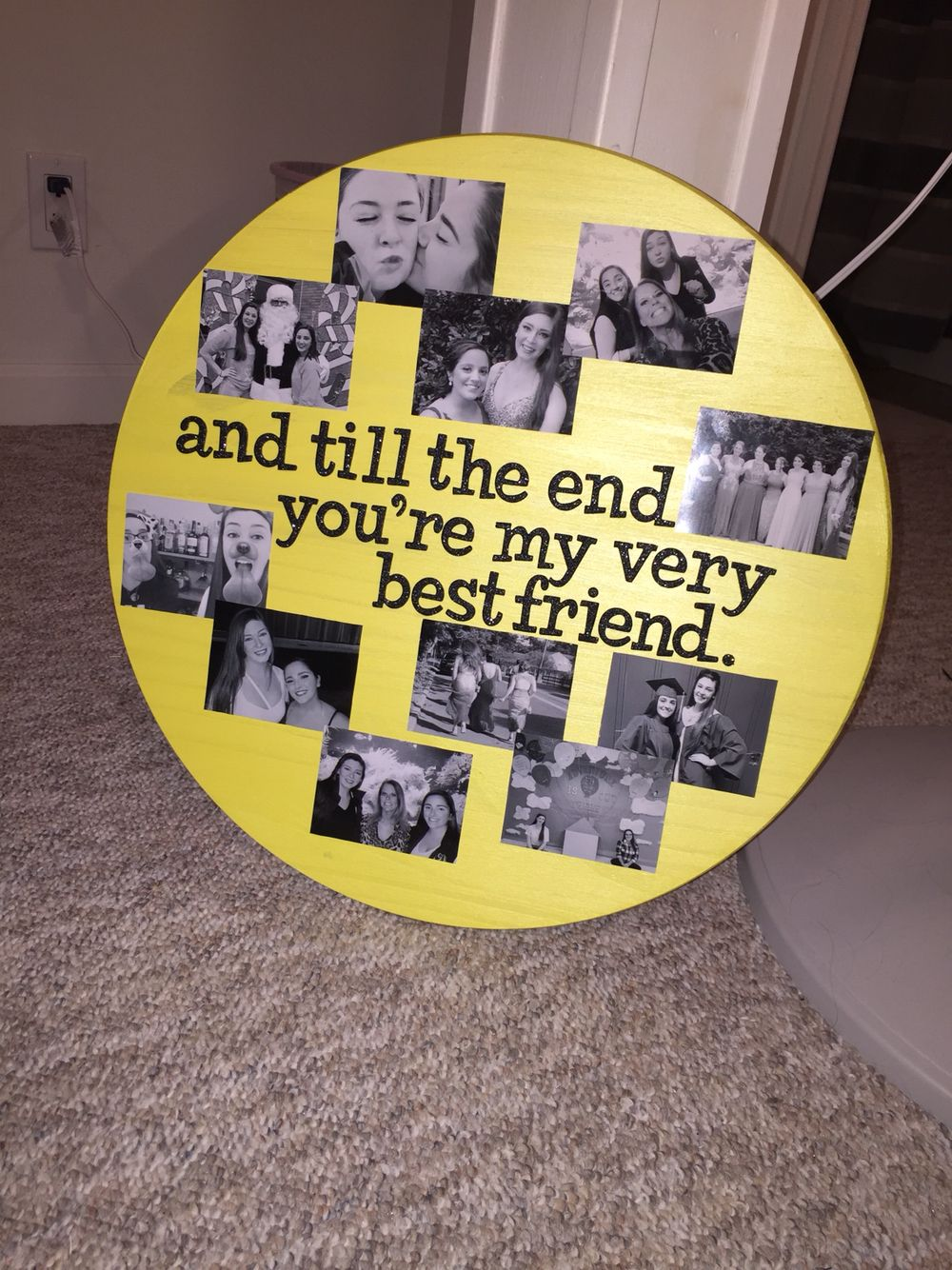 Gift for bestfriends 18th birthday gifts pinterest for Friend birthday gift ideas diy