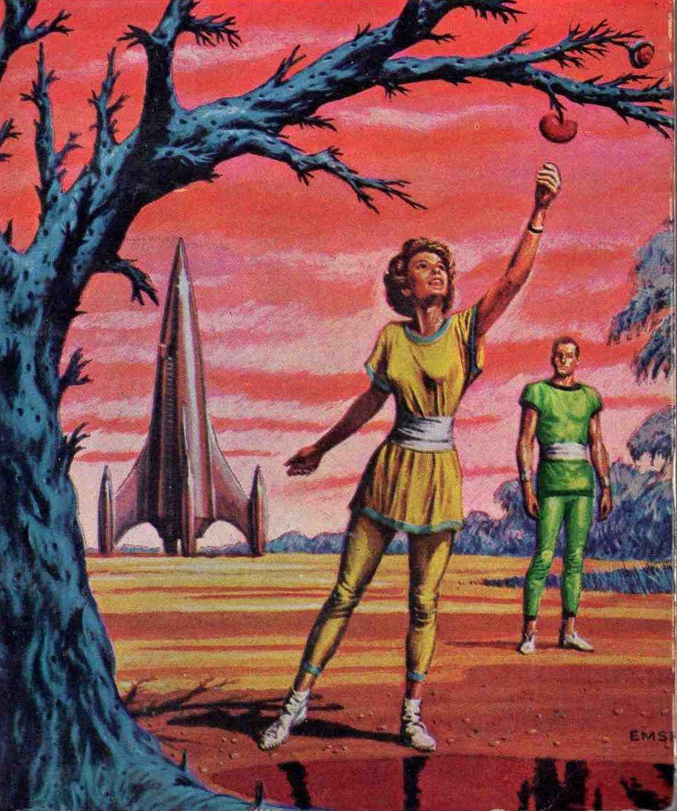 Maddd Science Ed Emshwiller Retro Futurism Science Fiction Design Science Fiction Art
