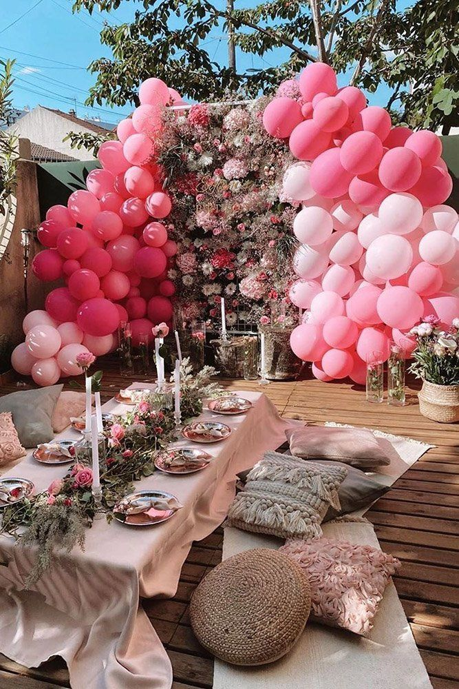 36 Wedding Balloon Decorations Incredible Ideas | Wedding Forward