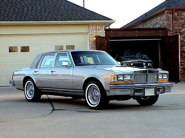 1979 Cadillac Seville - Matt Garrett | Luxury Cars | Pinterest ...