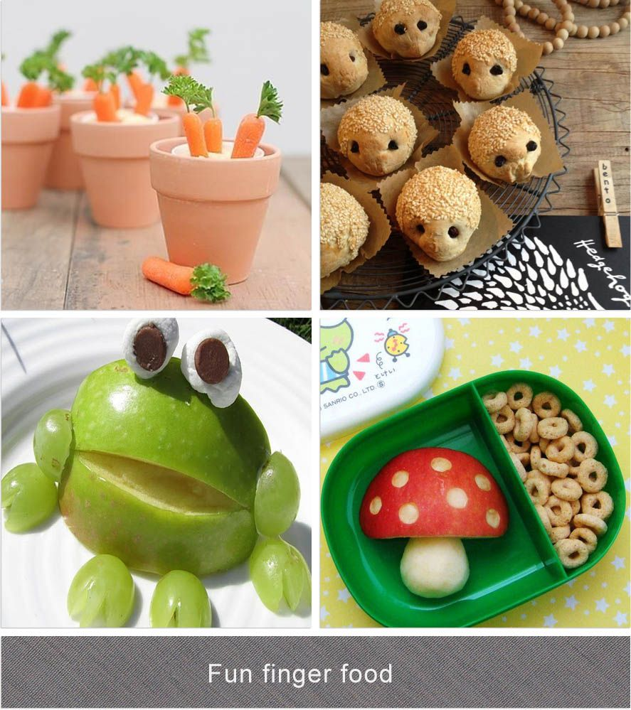 Party Supplies, Fun (and Healthy) Party Food For Kids