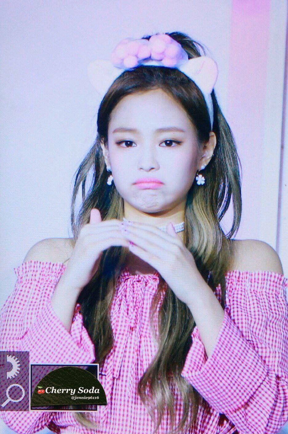 Jennie cute^^