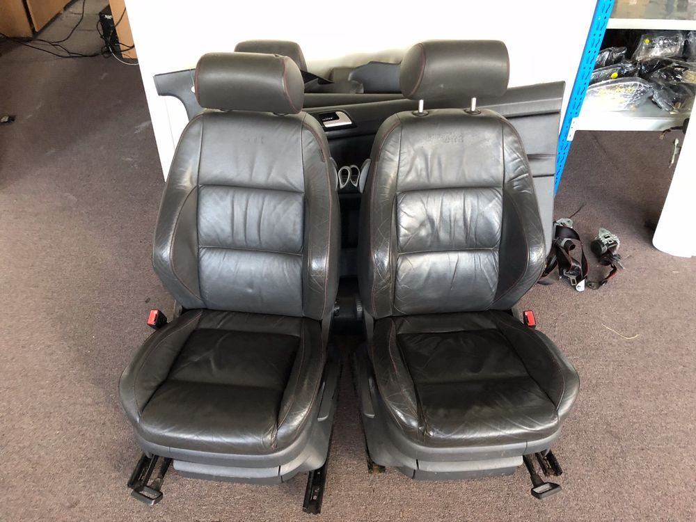 25bf255340 VW POLO 9N GTI 2005-2009 2 DOOR USED LEATHER SEATS | VW, AUDI & BMW ...