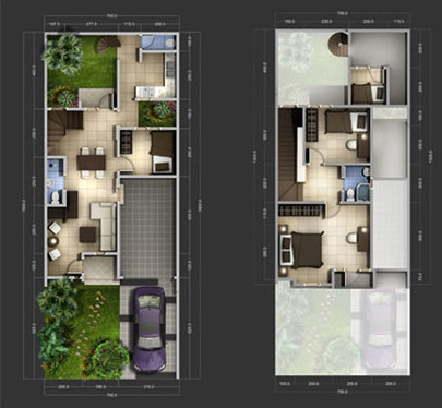 Desain Rumah Minimalis Dengan 3ds Max  pin di denah rumah minimalis terbaru
