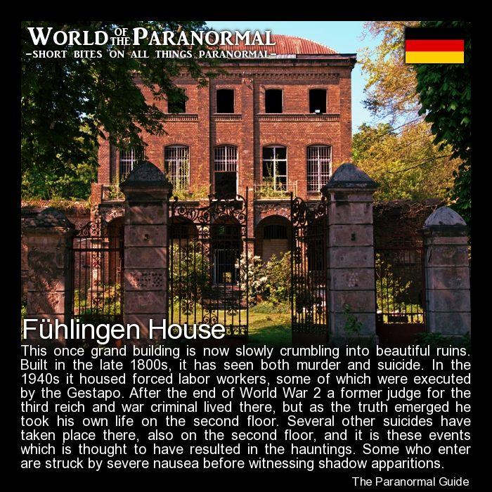 Paranormal Deutschland
