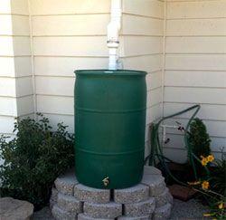 Rain Barrels by Grady Barrels