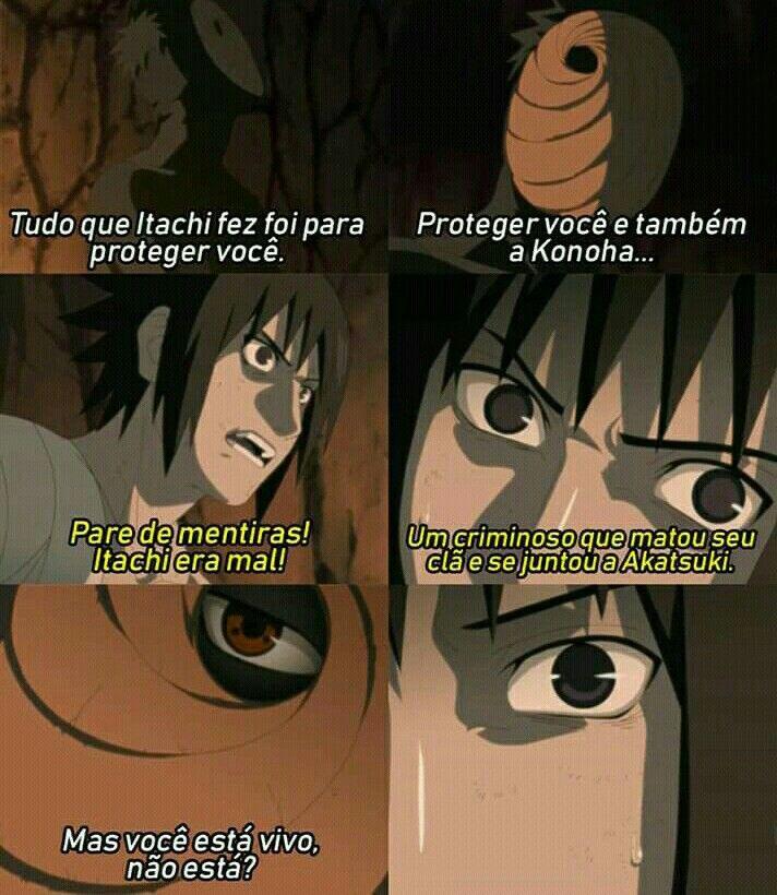 A Verdade Sobre Itachi Naruto Shippuden Episodio 141 Naruto