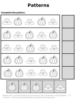 Thanksgiving Math Worksheets In This Printable Pdf Thanksgiving Ma Thanksgiving Math Worksheets Kindergarten Math Worksheets Thanksgiving Math Kindergarten
