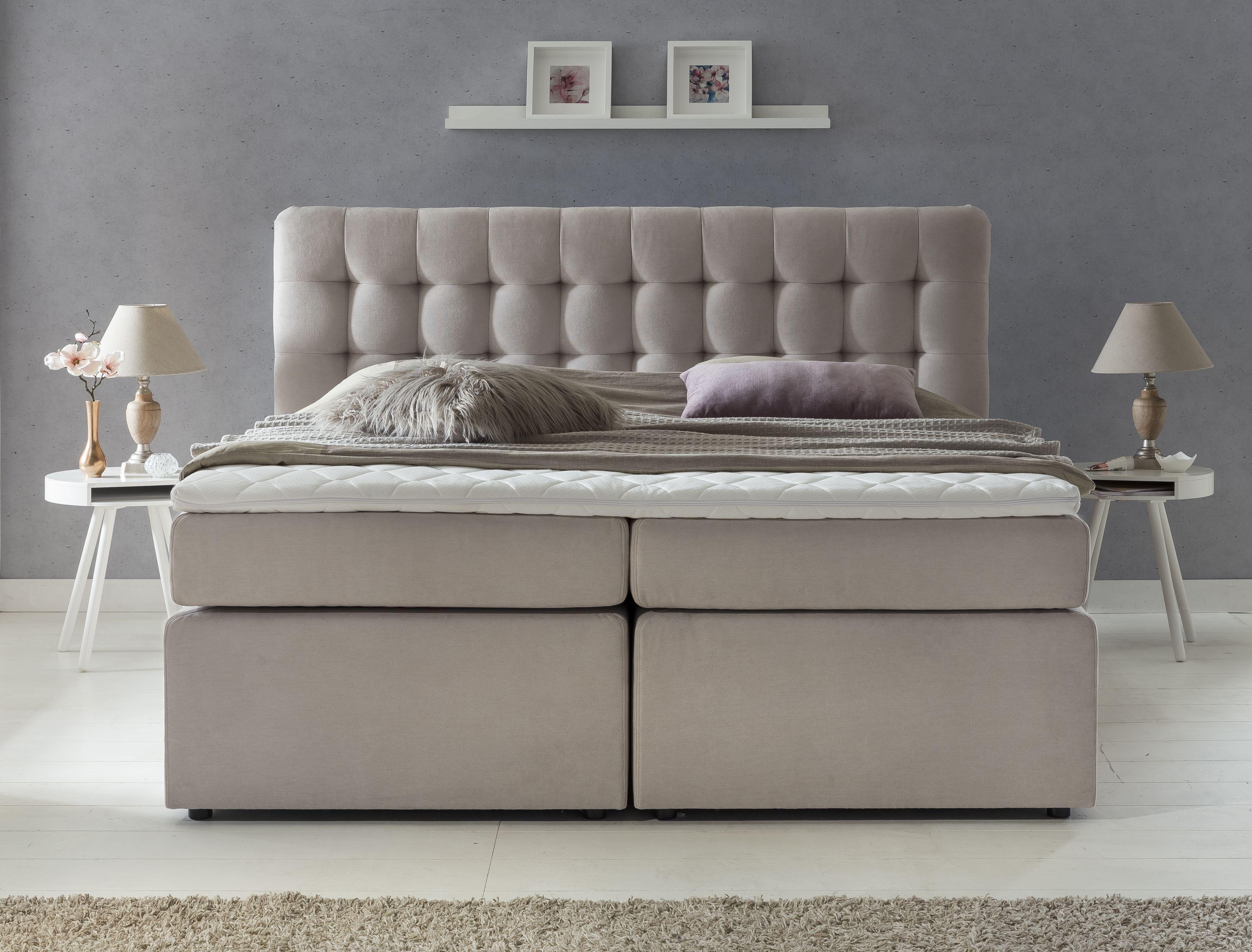 Ma Belfreude 5 Boxspringbetten Online Kaufen Boxspringbett Boxspringbetten Kaufen Mabelfreude Online In 2020 Box Spring Bed Bed Modern Bed